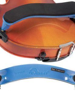 Everest Blue ES Series 3/4-1/2 Violin Adjustable Shoulder Rest